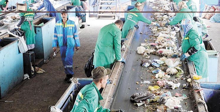 Plus de 7.000 récupérateurs dans les décharges au Maroc