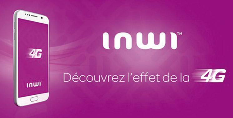 inwi, meilleur réseau internet mobile pour la 2ème année consécutive