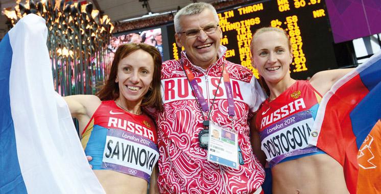 Dopage: La Russie risque l'exclusion des JO de Rio