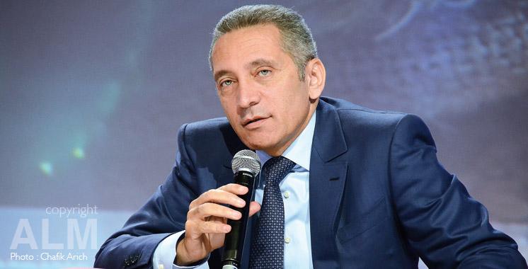 Moulay Hafid Elalamy à la conquête du marché égyptien
