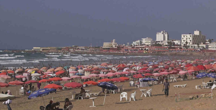 Des jeunes surfeurs ont failli se noyer à Aïn Diab