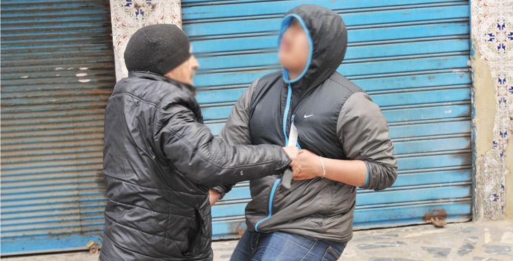 Tétouan : Sous l'effet de la colle à dissolution, «L'assassin» tue «Krida»