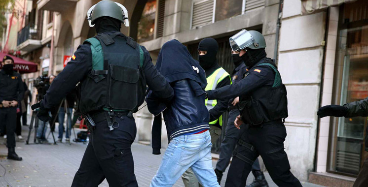 Espagne : Arrestation de deux frères marocains soupçonnés de financer Daech