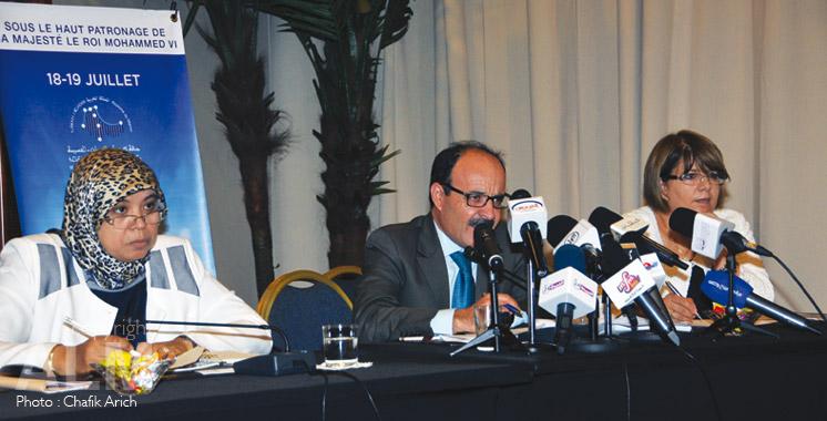 MedCOP de Tanger : El Omari signe avec Sijilmassi