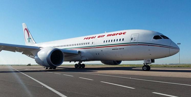La Royal Air Maroc au service de l'art africain