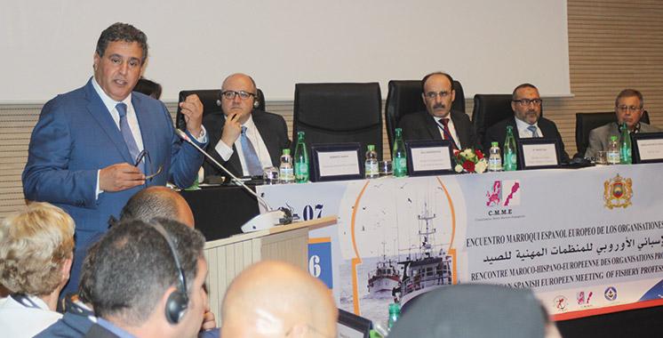 3ème rencontre des professionnels maroco-espagnols de pêche maritime: Des recommandations pour renforcer la coopération