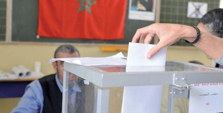 Elections-Maroc