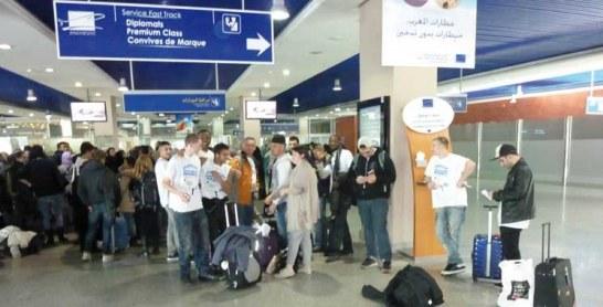 Le trafic aérien se consolide de 11,15%  à fin mai: Plus de 1,70 million de passagers ont atterri au Maroc