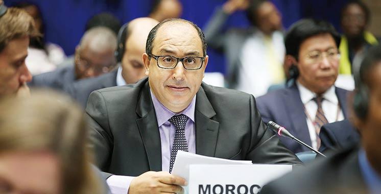 Le Maroc s'engage pour un développement africain inclusif