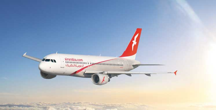 Air Arabia consolide son activité aux niveaux national et international : Deux nouvelles lignes lancées au Maroc au 1er semestre