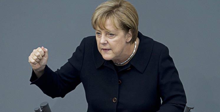 Merkel critique sévèrement le refus de pays européens d'accueillir des réfugiés musulmans