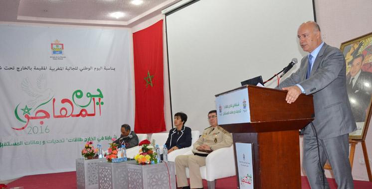 Journée nationale des migrants – Développement du Maroc: Les MRE y participent