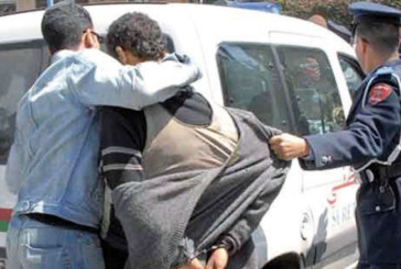 Laâyoune : Arrestation d'un trio qui a subtilisé 150 mille dirhams