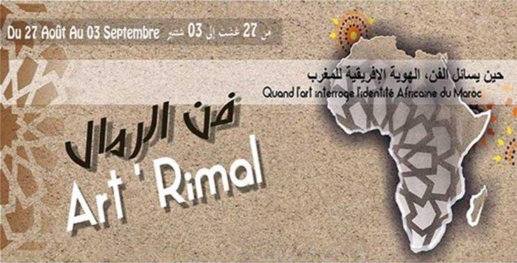 Oriental: Le 2ème festival «Art'Rimal» du 27 août au 3 septembre