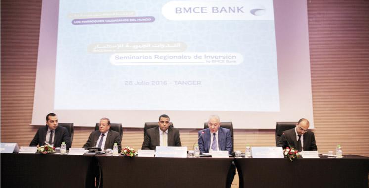 2èmes rencontres régionales avec les MRE investisseurs: BMCE Bank met le cap à Tanger