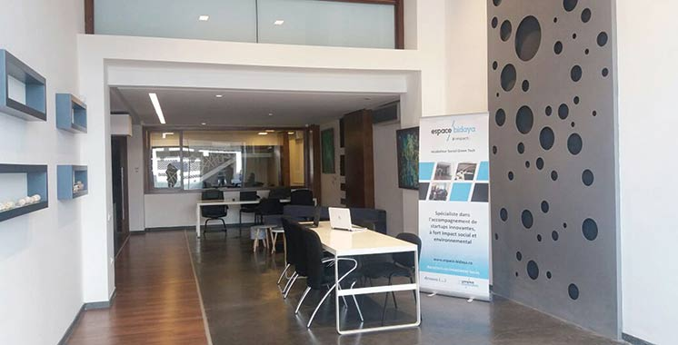 Espace Bidaya : L'incubateur où les start-up grandissent