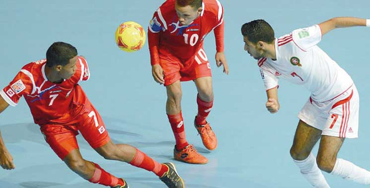 Futsal: Le Maroc s'incline en amical devant le Portugal
