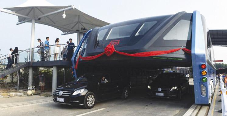Polémique: Le «bus du futur», trop beau pour être vrai ?