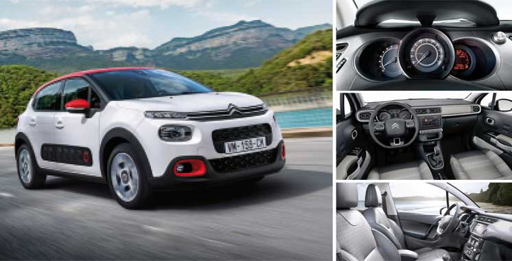 La nouvelle Citroën C3: Une citadine qui a tout pour plaire