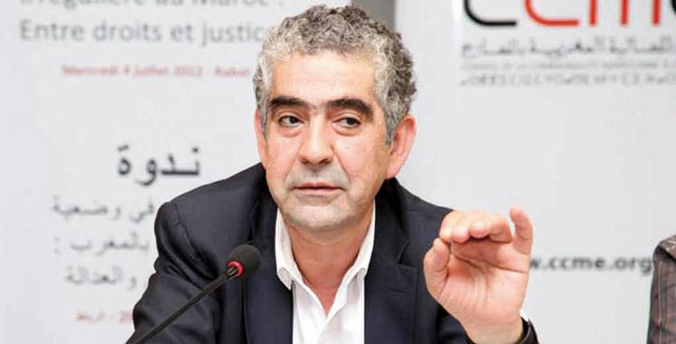 CNDH : Signature de la déclaration de la liberté des médias dans le monde arabe