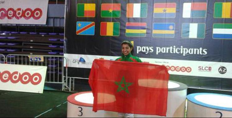 JO 2016/Escrime : La Marocaine Youssra Zakarani quitte la compétition