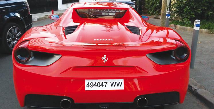 Avec un total dépense de 250 millions de dirhams : Les Marocains friands de voitures de luxe