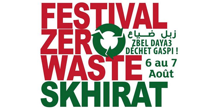 Festival Zero Waste : La 1ère édition à Skhirat