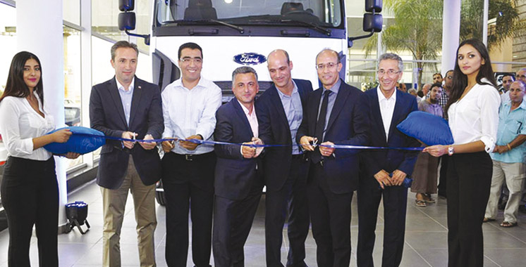 Ford-Trucks-Inauguration-2016-Marrakech-Abdelouahab-Ennaciri
