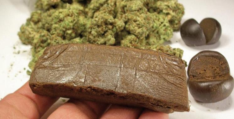 Agadir : Saisie de 250 kg de cannabis  et 40 kg de tabac en contrebande
