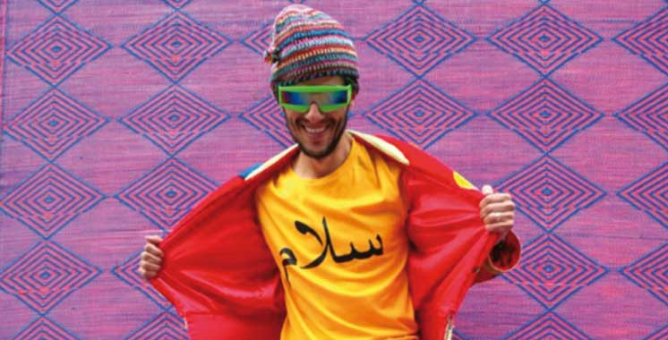 Huawei et Hassan Hajjaj  à la Fashion Week de Paris