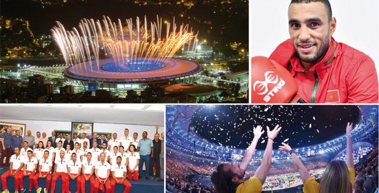 Jeux olympiques 2016 de Rio: Hassan Saada ravit la vedette !
