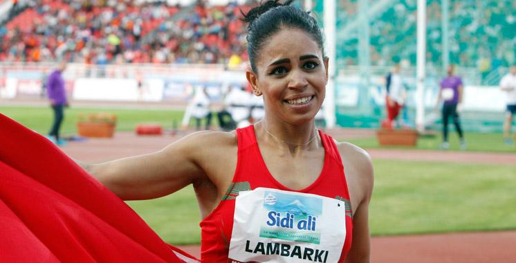 JO 2016/Athlétisme: Hayat Lambarki éliminée au premier tour