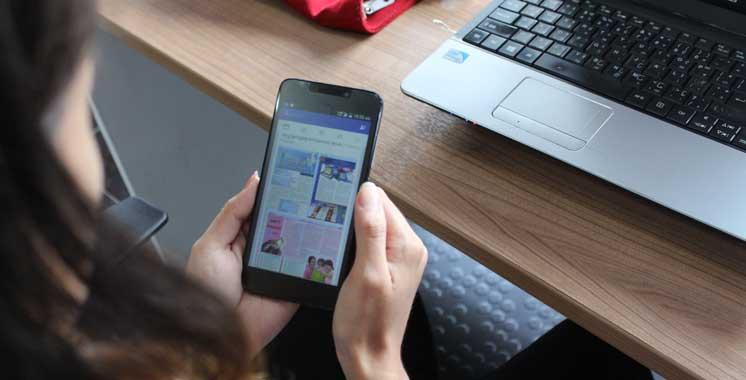 Record au niveau des abonnements à l'Internet mobile: Un Marocain sur trois utilise les réseaux sociaux