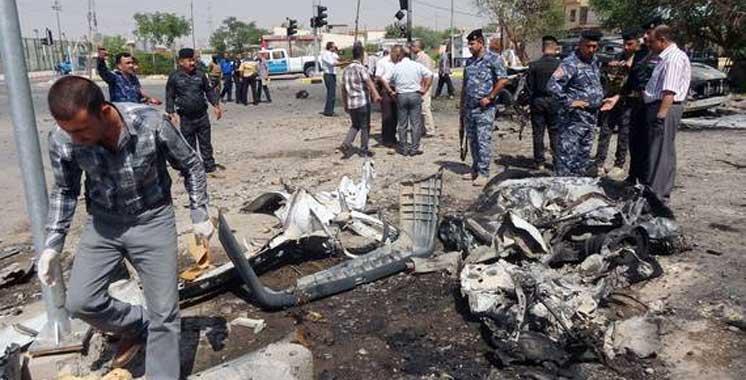 Irak: Au moins 17 morts et plus de 50 blessées dans des attentats à la bombe à Baghdad