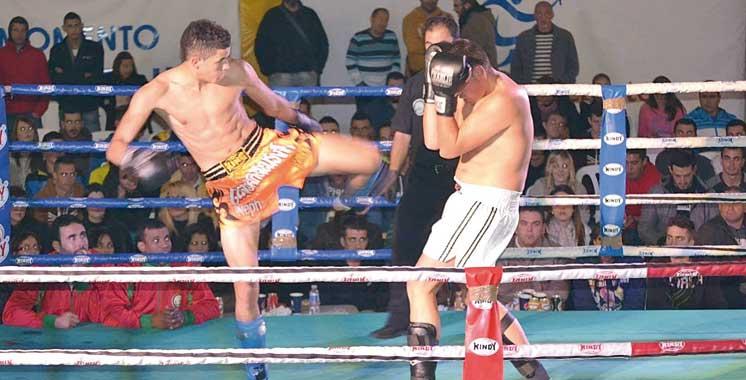 Kick-boxing: Fnideq accueille son 6ème tournoi international