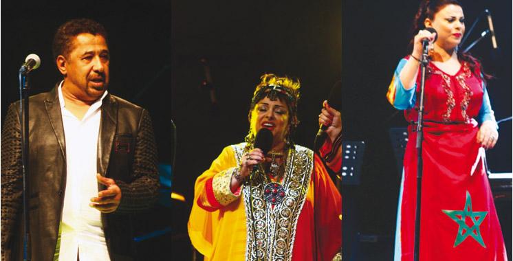 Festival Twiza Tanger 2016: Latifa Raafat et Cheb Khaled enflamment la scène Bab El Marsa