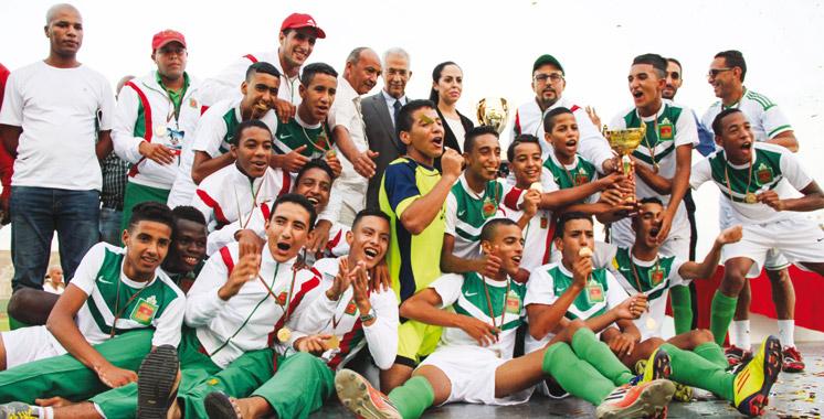 Casa Foot Cup 2016: Les jeunes de Hay Hassani grands gagnants