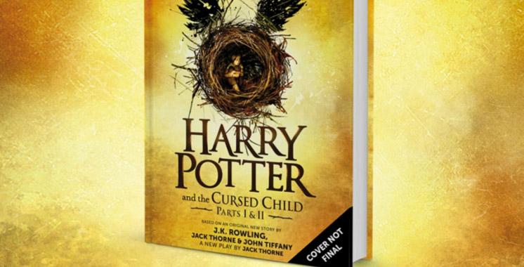 Harry Potter et l'enfant maudit: La version française disponible au Maroc en octobre