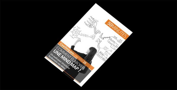 Sélection livres: Comment élaborer une mind map ?