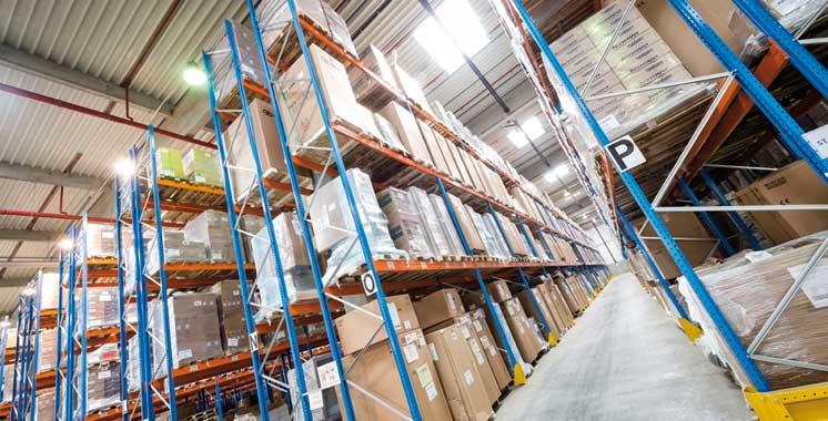 Logistique-consommation-cartonnent