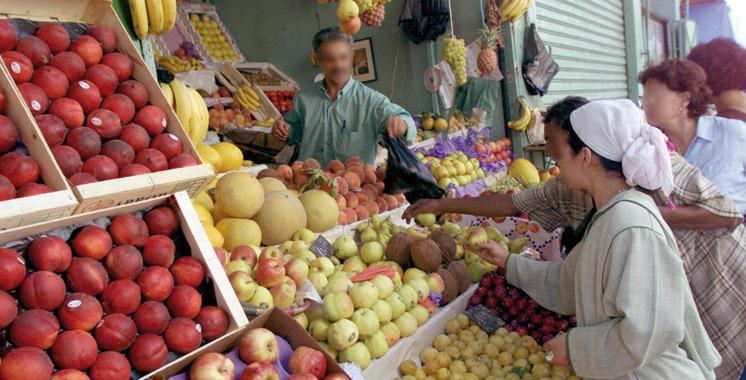 Selon le HCP: L'indice annuel des prix à la consommation augmente de 1,6% en 2016