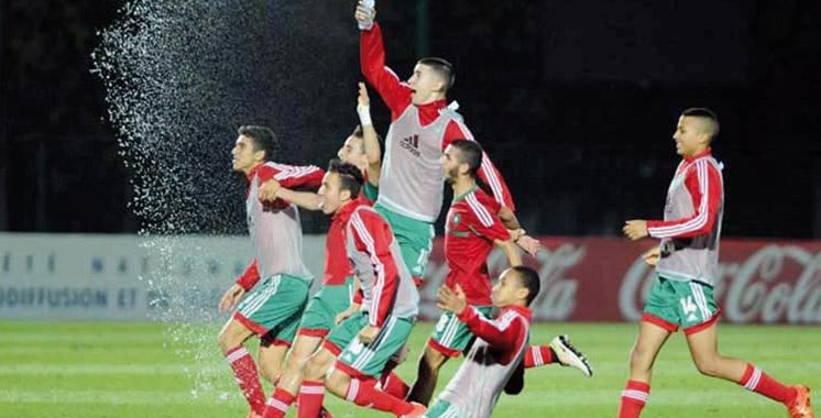 Eliminatoires CAN U17: Précieux nul du Maroc en Guinée