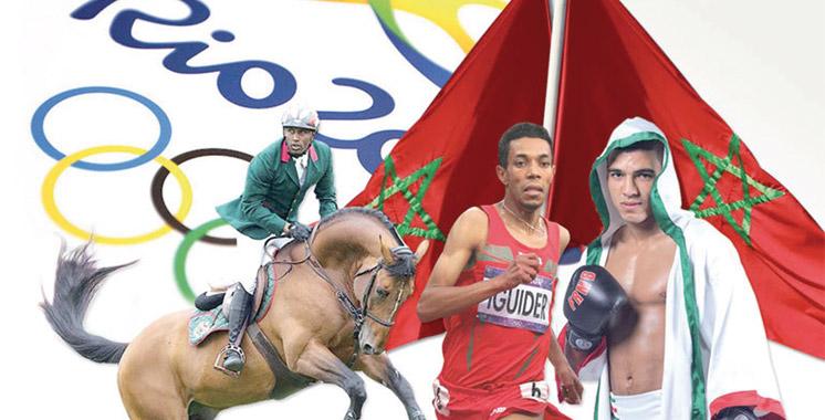 Ouverture ce vendredi des Jeux olympiques de Rio: L'athlétisme et la boxe, éternels espoirs  de médailles pour le Maroc