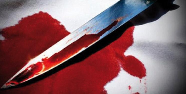 Azemmour : Il tue son frère et blesse sa mère