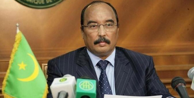 Mohamed-Ould-Abdel-Aziz-Mauritanie