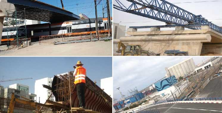 Ferroviaire : L'ONCF inaugure deux projets stratégiques dans la Région de Casablanca-Settat