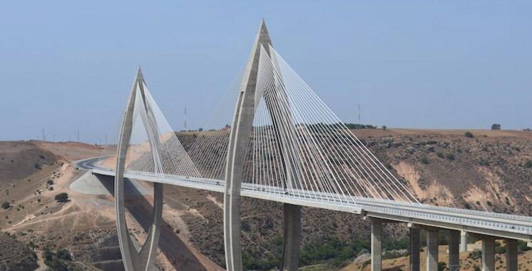 Autoroute  de contournement  de Rabat