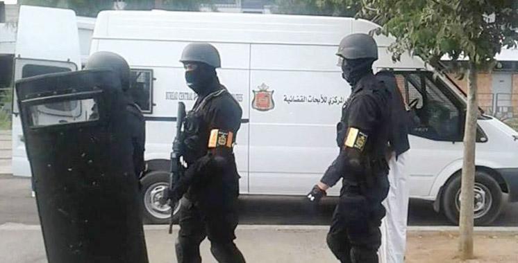 Une nouvelle cellule terroriste démantelée s'activant à Casablanca, Oujda, et Fès
