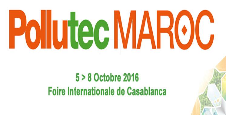 Pollutec Maroc 2016, labellisé pré-COP22