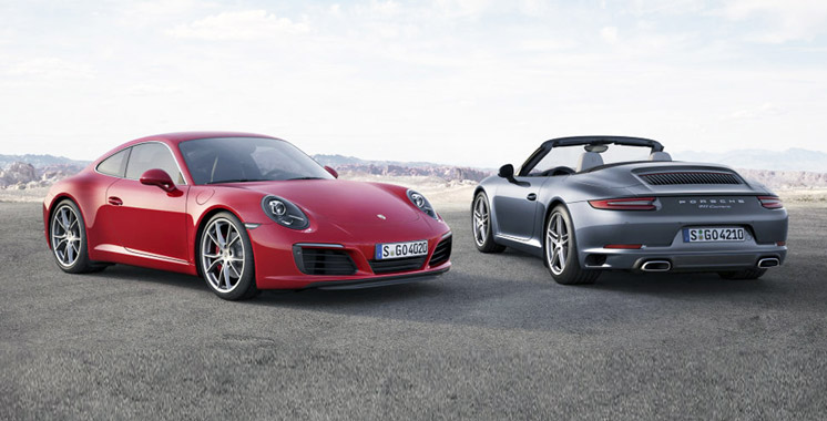 Détroit 2017 : Porsche et ses rivales absentes du Salon